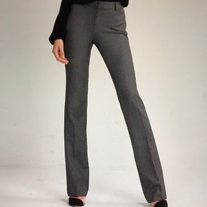 Express Barely Boot Mid Rise Columnist Pant